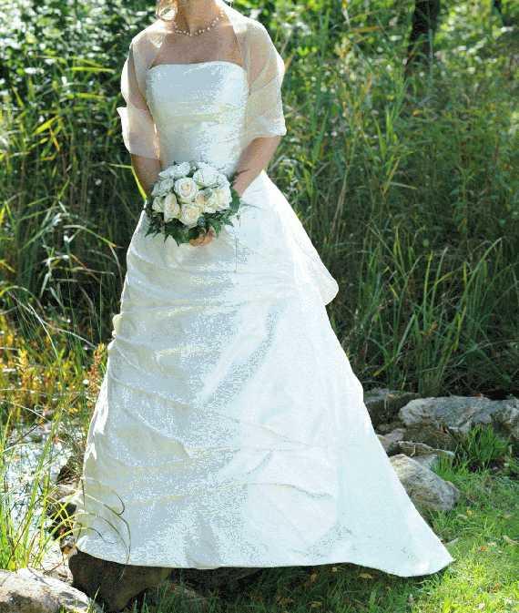 Region Winterthur Gebrauchtes Brautkleid Festkleid Imogene Zu